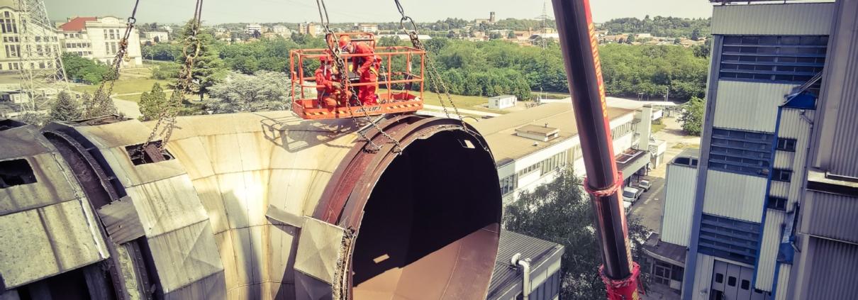 decommissioning-iren-turbigo-sollevamento